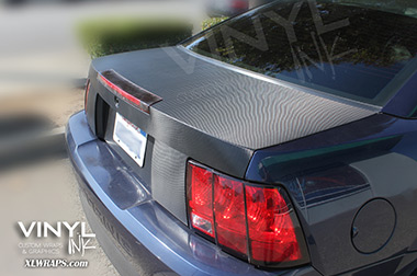 Custom Vehicle Vinyl Wraps Bay Area Northern California. Car Truck vinyl wraps with carbon fiber custom accents